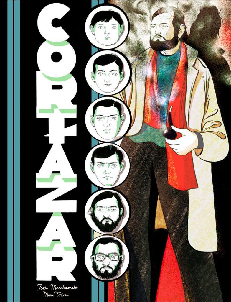 Cortázar, el cómic, 2017