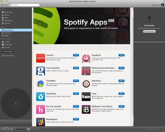 10 Apps que todo publicista necesita tener en su Smartphone, Símbolo Ingenio Creativo, Spotify