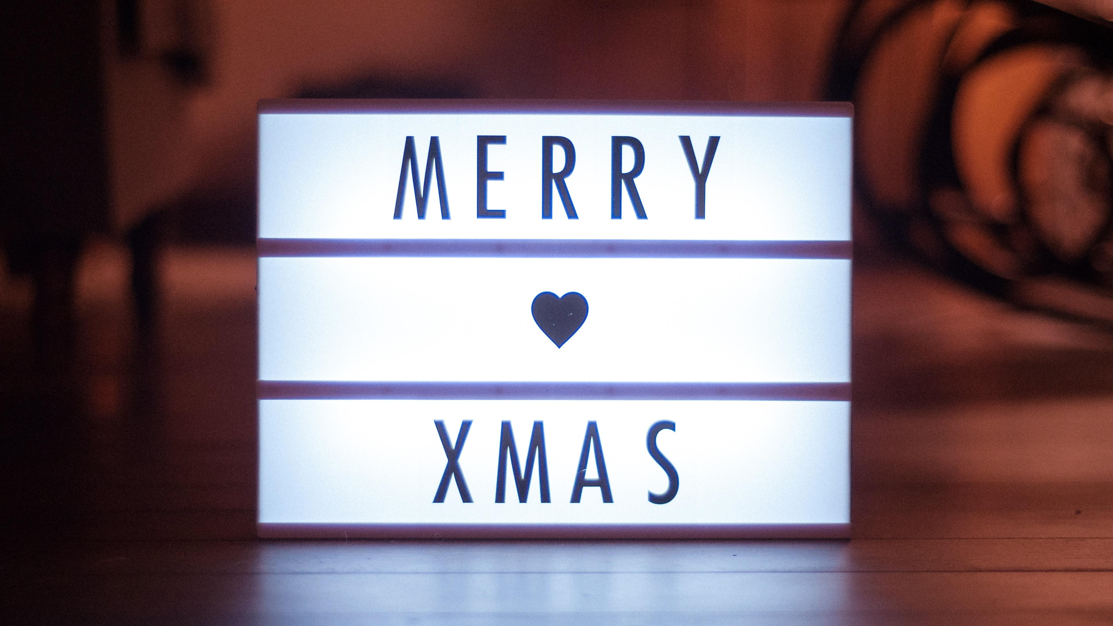 Publicidad navideña