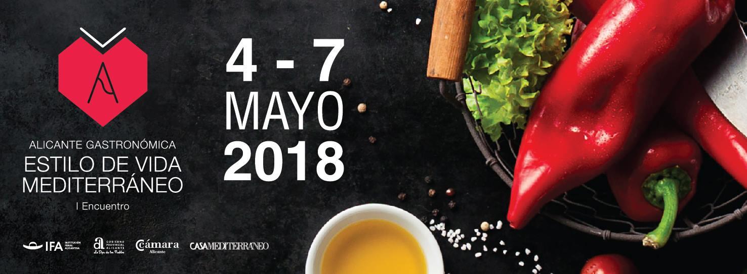 Ferias Gastronómicas Alicante Gastronómica 2018