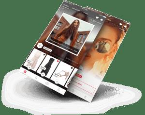aplicación móvil Fleek