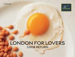 LONDON ¿Publicidad subliminal o viralidad gratuita? Símbolo Ingenio Creativo