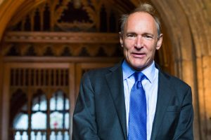 Tim Berners-Lee, creador de la WorldWideWeb