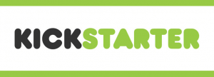 Rediseño del logo de KickStarter.