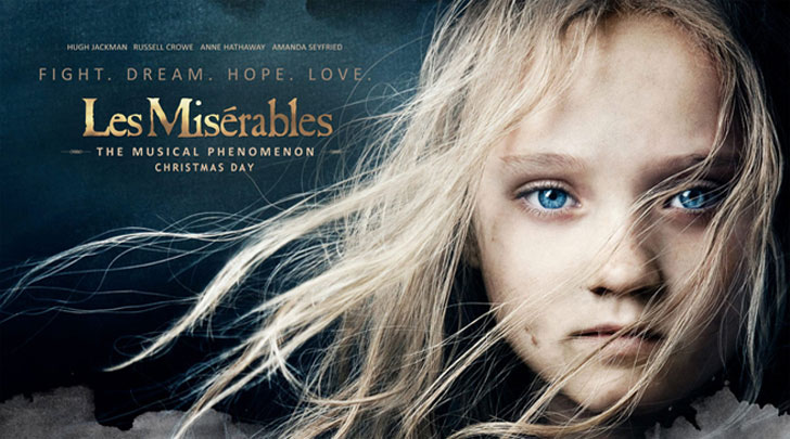 los miserables poster Símbolo Ingenio Creativo