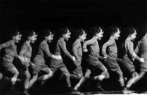 Bob Running, 1939.