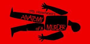 Saul Bass, cartel para la película Anatomy of a Murder, de Otto Preminger