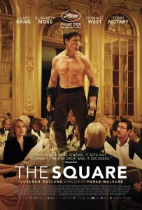The Square, cartel.