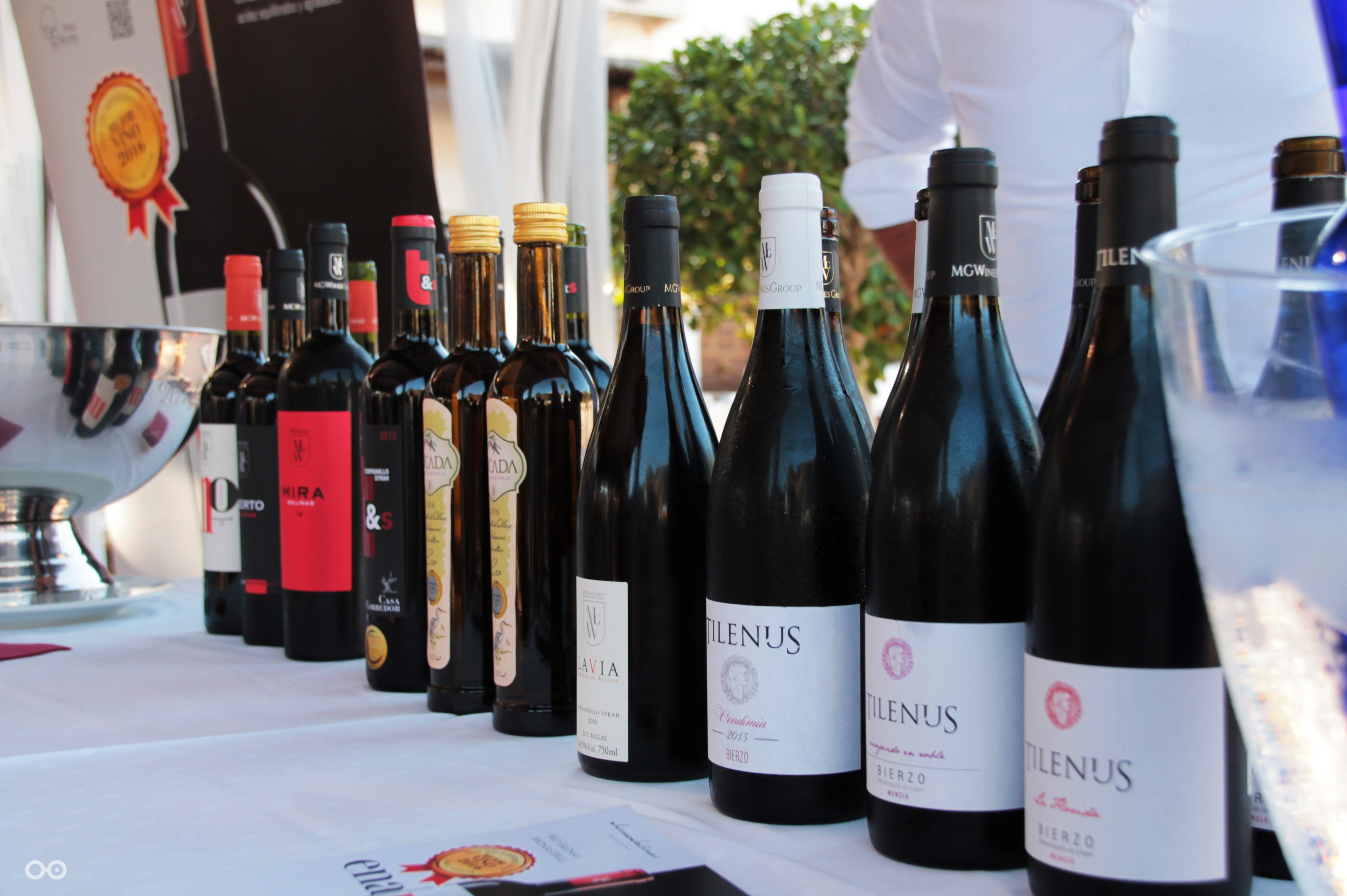 MGWinesGroup con Pass Campoamor