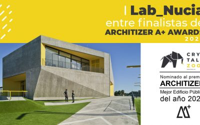 Crystalzoo en los Premios Architizer A + Awards