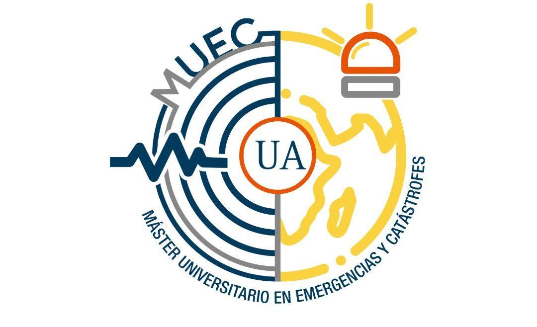 Máster Universitario en emergencias y catástrofes de la Universidad de Alicante