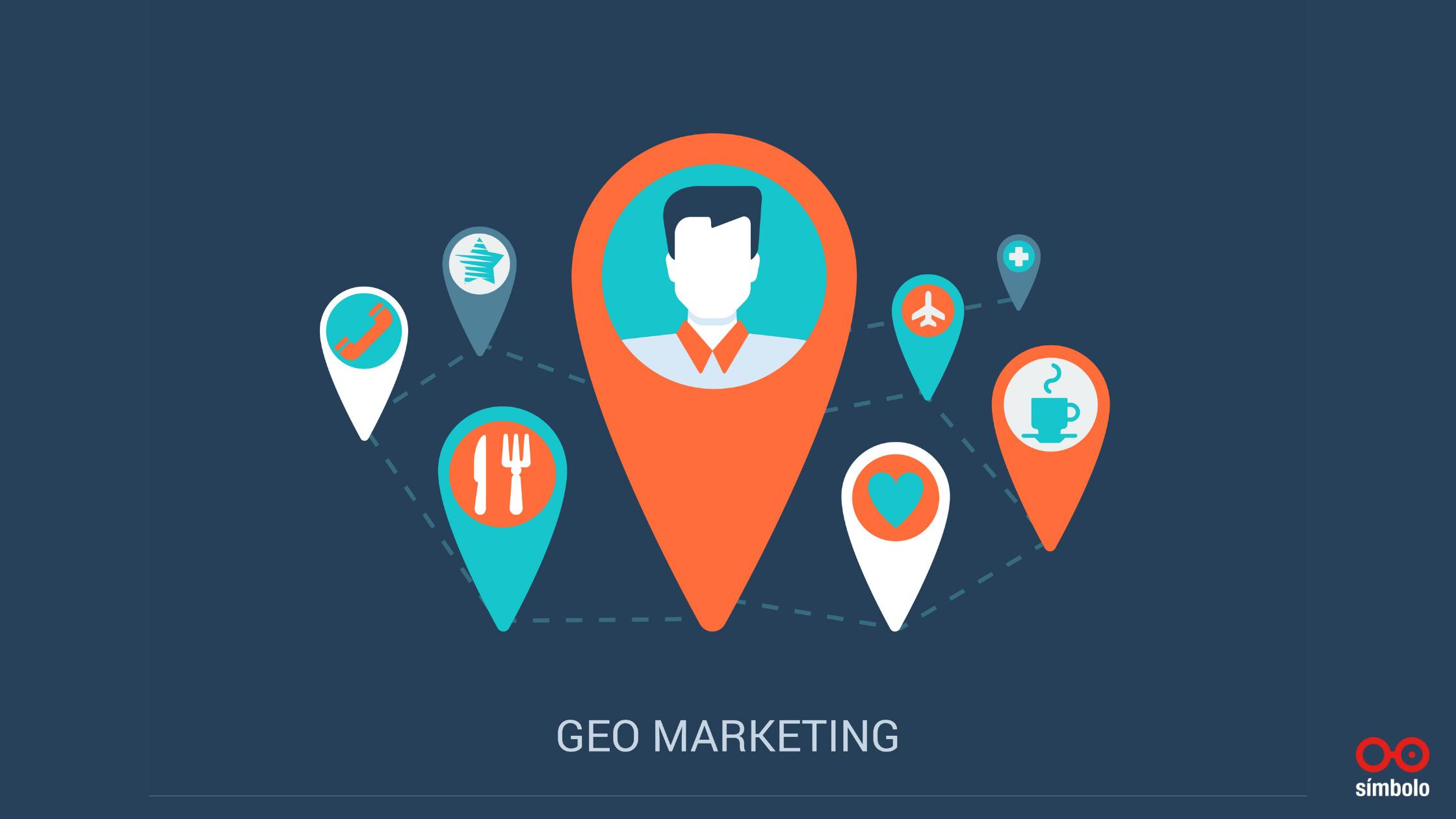 Geomarketing en Simbolizate