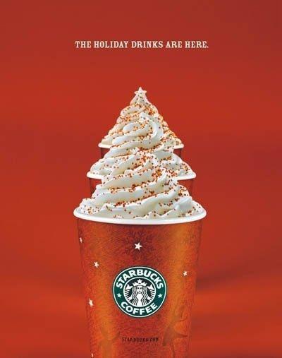 Campaña navideña Stabucks