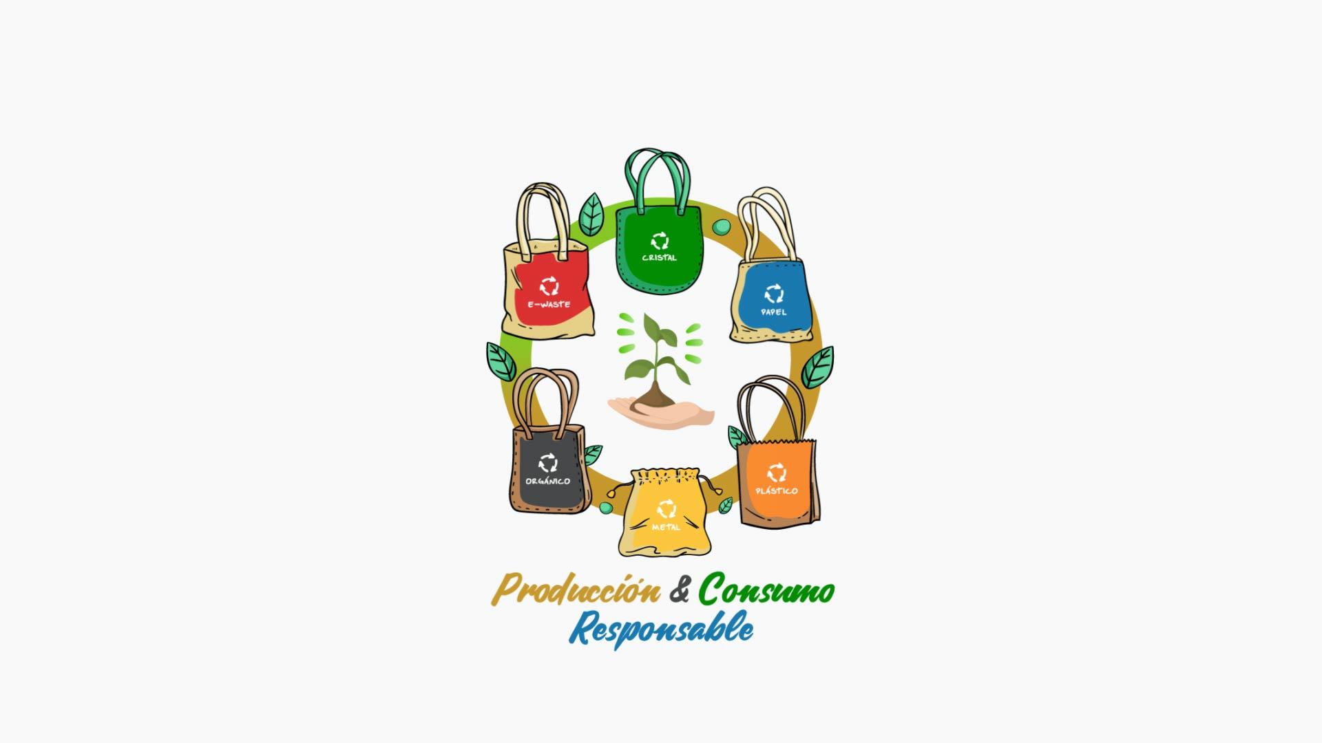 Objetivo 12: Producción y consumo responsable