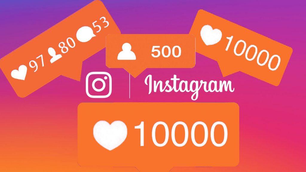 compraventa de seguidores de Instagram