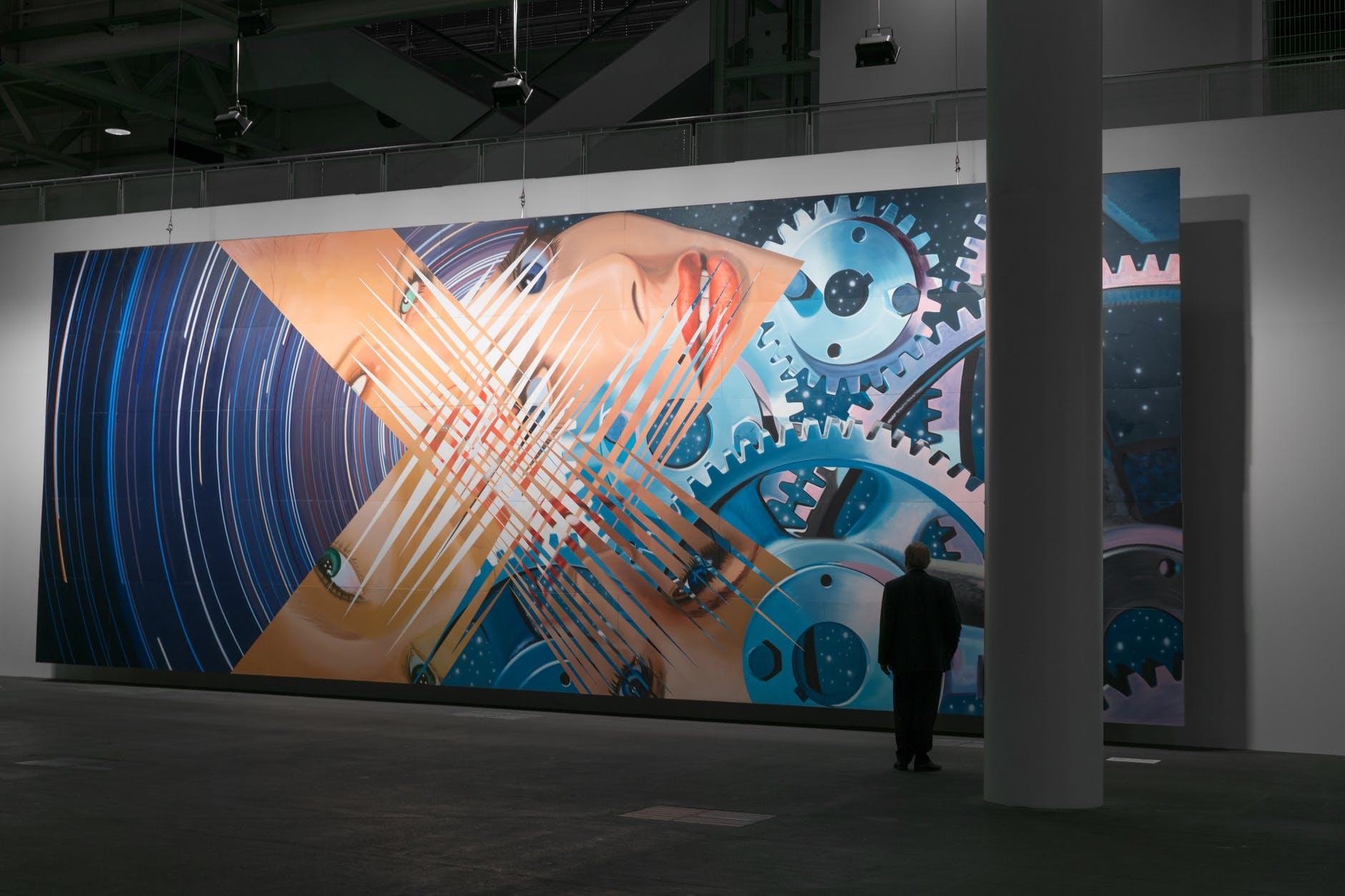 Influencia del futurismo en el diseño gráfico