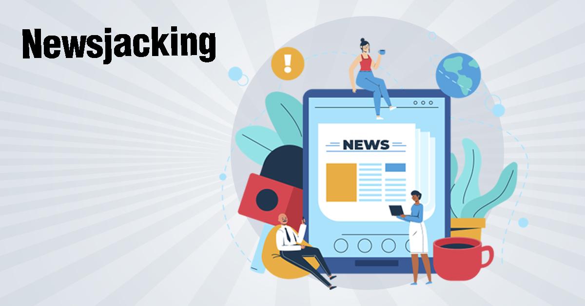 Qué es newsjacking