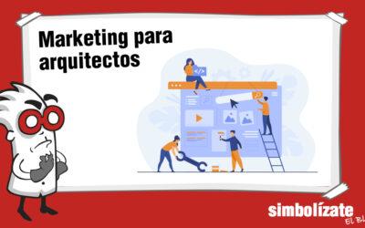 Estrategia de marketing para arquitectos