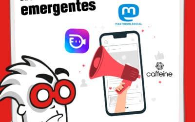 Nuevas redes sociales emergentes