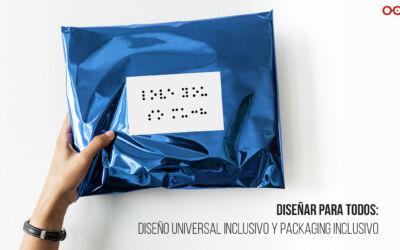 Diseñar para todos: diseño inclusivo universal y packaging inclusivo