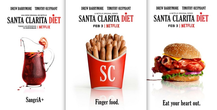 Comida rápida - Santa Clarita Diet